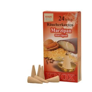 Räucherkerzen - Marzipan