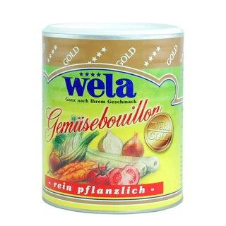 wela-GOLD Gemüsebouillon 1/1 rein pflanzlich