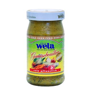wela-GOLD Gemüsebouillon 1/2 rein pflanzlich