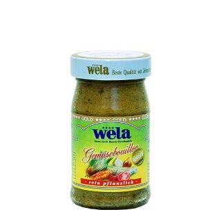 wela-GOLD Gemüsebouillon 1/4 rein pflanzlich