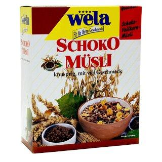Schoko-Müsli 2 x 250g