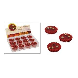 Duftwachs Beeren für Duftlampen, ca. 15g, 5 cm Durchmesser
