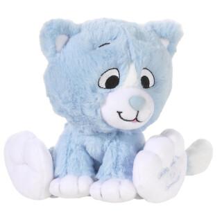 GIVE ME A SMILE - Kätzchen, blau