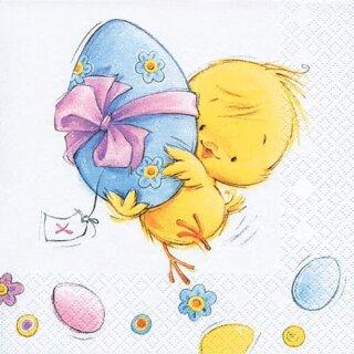 Serviette - Easter Run