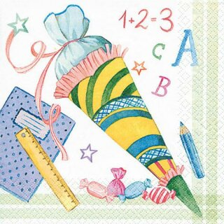 Serviette - School Start