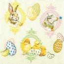 Serviette - Easter Mix