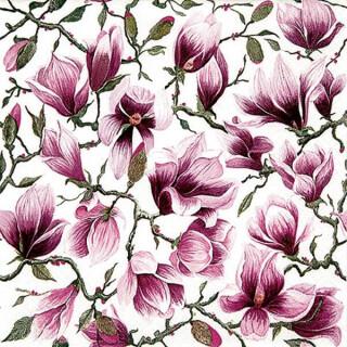 Serviette - Magnolia