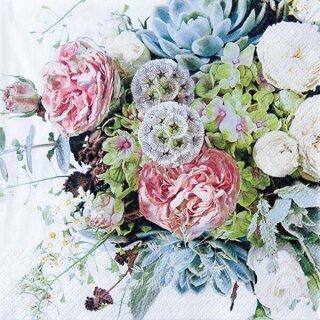 Serviette - Flower Variety