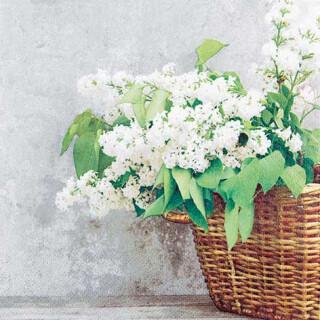 Serviette - Lilac Blossoms