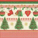 Serviette - Traditional Christmas