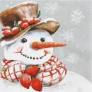 Serviette - Frosty