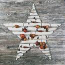 Serviette - Natural Star