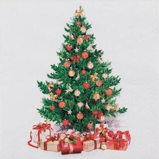 Serviette - Under the tree
