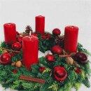 Serviette - Advent Wreath