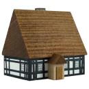 Bauernhaus, einstöckig (klein) - H 50 mm