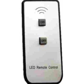 Fernbedienung für LED-Kerze kabellos