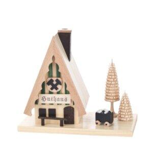 Räucherhaus - Huthaus