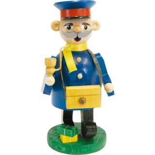 Mini-Räuchermann - Postbote