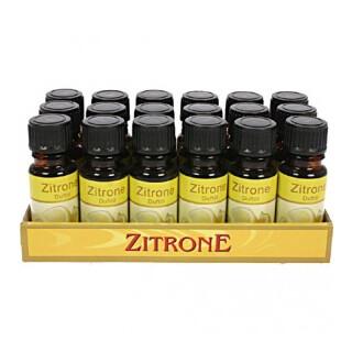 Duftöl - Zitrone 10ml in Glasflasche