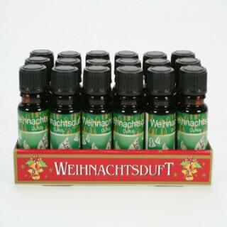 Duftöl - Weihnachtsduft 10ml in Glasflasche