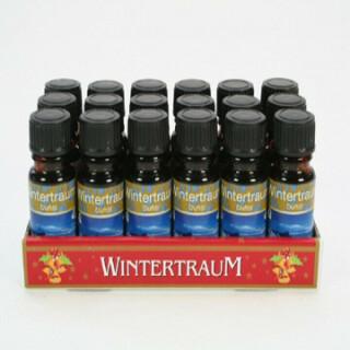 Duftöl - Wintertraum 10ml in Glasflasche