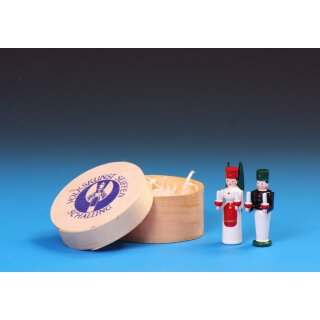 Miniatur - Engel & Bergmann in Spandose