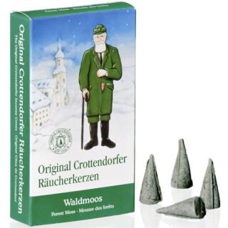 Räucherkerzen - Waldmoos