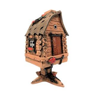 Räucherhäuschen - Hexenhaus, groß