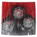 """Glasplatte """"Algion"""" Viereck, 16 cm"""