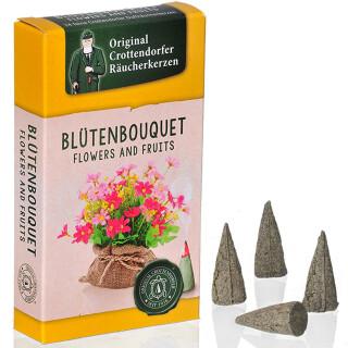Räucherkerzen - Blütenbouquet