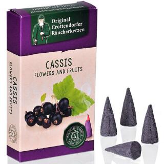 Räucherkerzen - Cassis