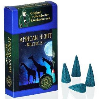 Räucherkerzen - African Night