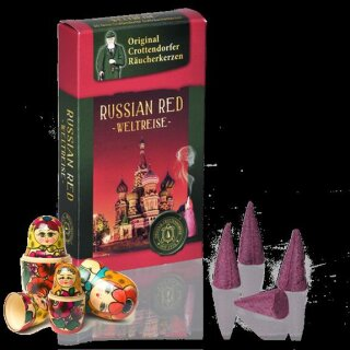 Räucherkerzen - Russian Red