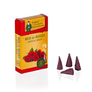 Räucherkerzen - Bed of Roses