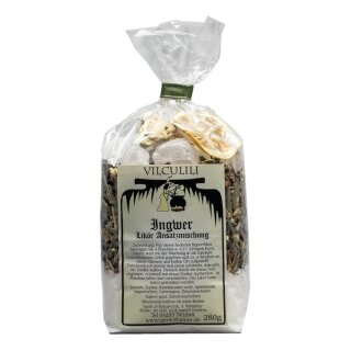 Ansatzmischung - Ingwer-Likör, 290 g